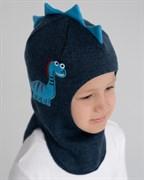 Milli шлем Дракоша, на хлопке (на 4 года) демисезонный