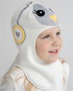 Milli шлем модель Пингвин, на хлопке (на 1 год) демисезонный