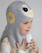 Milli шлем модель Пингвин, на хлопке (на 4 года) демисезонный