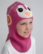 Milli шлем модель Пингвин, на хлопке (на 6 лет) демисезонный