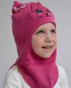 Milli шлем модель Алиса, на хлопке (на 1 год) демисезонный