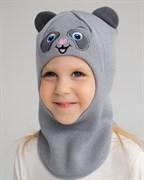 Milli шлем модель Панда, на хлопке (на 1год) демисезонный