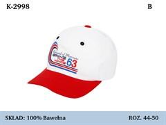 бейсболка Magrof KOD-2998 (р.44-52)