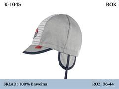 Magrof кепка 1045 с завязками (р.38-46)