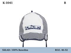 Magrof кепка 1041 с завязками (р.46-54)