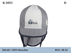 Magrof кепка 1031 арафатка с завязками (р.48-54)
