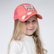 Milli бейсболка детская с сеткой Little Cutie (р.52-54)