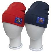 шапка  AMONG US двойной трикотаж (р.52-54)