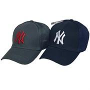 бейсболка   NY c сеткой (р.56-58)