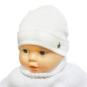 Milli модель звездочка шапка одинарный трикотаж (р.38-40)