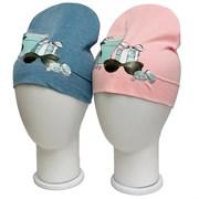 LAMIR шапка Tiffany одинарный трикотаж  (р.50-52)