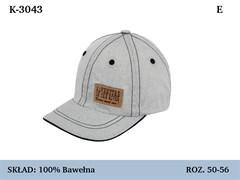 бейсболка Magrof KOD-3043  (р.50-52)