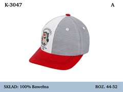 бейсболка Magrof KOD-3047  (р.44-54)