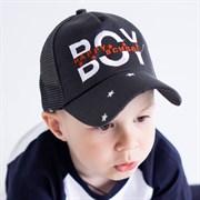 Milli бейсболка детская BOY (р.50-52) с сеткой