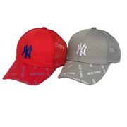 бейсболка   NY c сеткой (р.52-54)