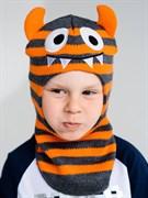 Milli шлем модель Зубастик, на хлопке (на 1 год) д/с
