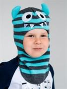 Milli шлем модель Зубастик, на хлопке (на 2 года) д/с
