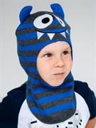 Milli шлем модель Зубастик, на хлопке (на 4 года) д/с