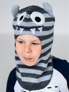 Milli шлем модель Зубастик, на хлопке (на 6 лет) д/с