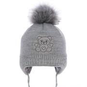 AGBO шапка 5009 Attika с утеплителем, подклад хлопок (р.38-40)