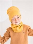 Milli комплект шапка +снуд, двойной трикотаж (р.52-54)