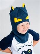 Milli шапка-шлем Драго, на хлопке (на 4 года) д/с
