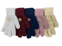 Теплыши перчатки TG-456 одинарная вязка (размер 16)