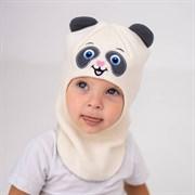 Milli шлем модель Панда, на хлопке (на 4 года) демисезонный