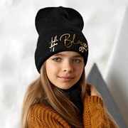 .AJS шапка 42-561 двойная вязка (р.54-56)
