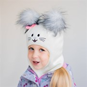 Milli шлем модель Мила, на утеплителе (на 4 год) зима
