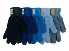 Теплыши перчатки TG-534 одинарная вязка (р.16,5/11-13 лет)