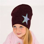 GRANS шапка K 550 вязка подклад хлопок (р.52-54)