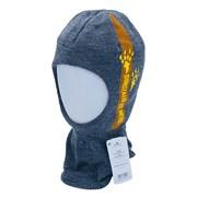 AGBO шлем 3319 Emon вязаный, подклад хлопок (р.50-52)