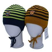 AGBO шапка 3200 Farmer вязаная, подклад хлопок (р.52-54)
