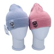 AGBO шапка 3331 Teza одинарная вязка (р.50-52)