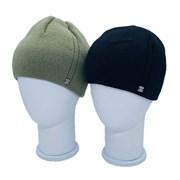 AGBO шапка 41 SERAFIN вязаная, подклад флис (р.52-54)