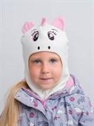 Milli шлем модель Единорог, на утеплителе (на 1год) зима