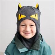 Milli шлем модель Драго, на утеплителе , подклад хлопок (на 6 лет) зима