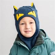 Milli шлем модель Драго, на утеплителе , подклад хлопок (на 1 год) зима