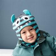 Milli шлем модель Зубастик, на утеплителе (на 2 года) зима