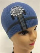 amal модель 006 шапка для мальчика один.вязка (AUTO)