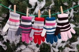 margot перчатки ANJA одинарная вязка (размер 15)