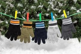 margot перчатки DIEGO одинарная вязка (размер 15)
