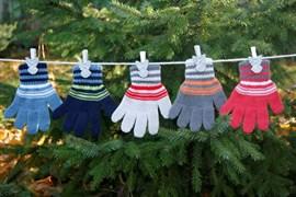 margot перчатки LOLEK одинарная вязка хлопок (размер 12)