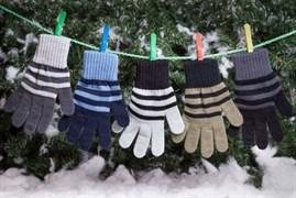 margot перчатки KAPITAN одинарная вязка (размер 16)