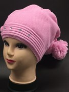 Aguti модель 157 шапка подклад флис (р.54-56)