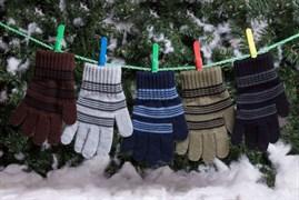 margot перчатки big одинарная вязка (размер 17)