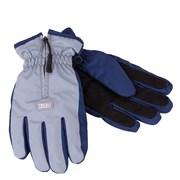 Tu-Tu перчатки модель 3-003885 (р.16, 7-9 лет) голубые