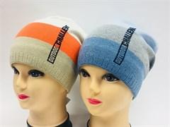 Barbaras модель UA 958/00 шапка одинарн.вязка (р.52-54)