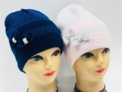 AGBO шапка 1447 IRENA подкл.хлопок (р.48-50)